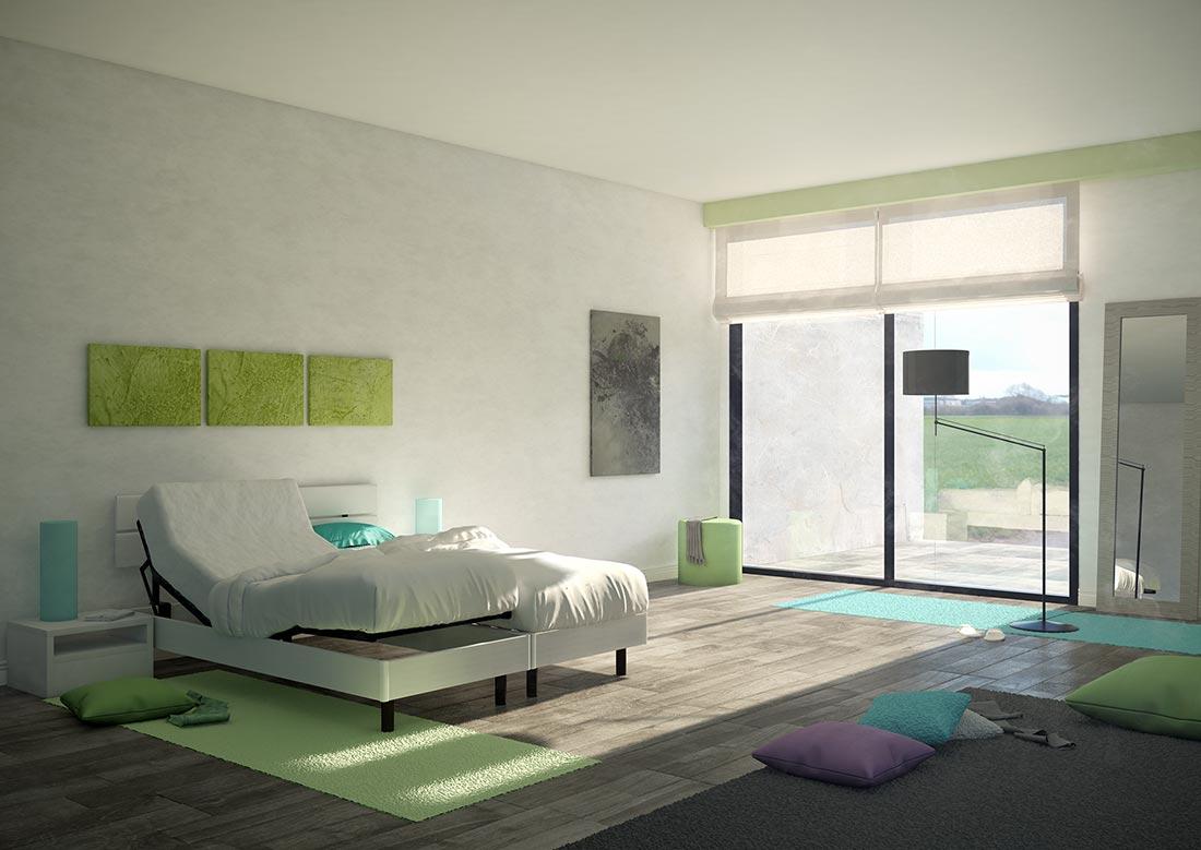 création d'illustration 3D d'architecture d'intérieur à rennes