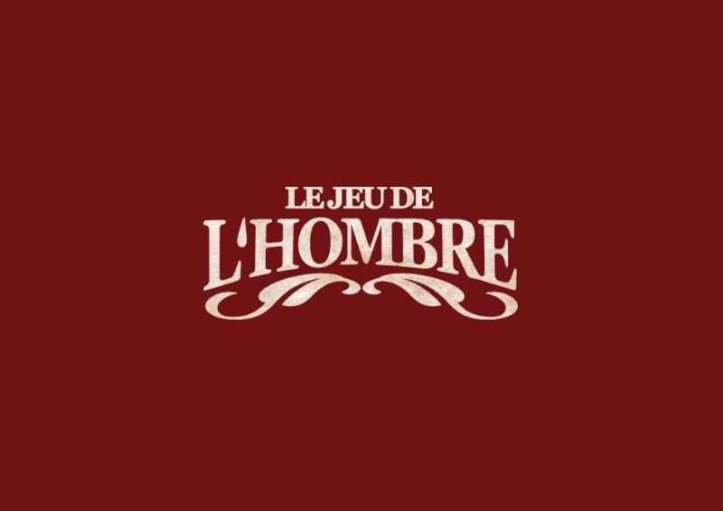 Création de logo à Rennes, le Jeu de l'hombre